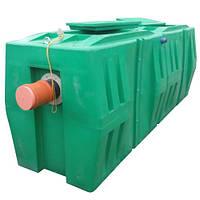 Сепаратор нефтепродуктов ФСНО 10, сепаратор нефти, с отстойником ( производительность 10 л/с)