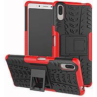 Чехол Armor Case для Sony Xperia L3 Red