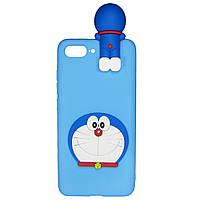 Чехол Cartoon 3D Case для Apple iPhone 7 Plus / 8 Plus Кот