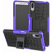 Чехол Armor Case для Sony Xperia L3 Violet