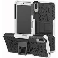 Чехол Armor Case для Sony Xperia L3 White