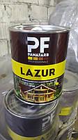 """Лазурь алкидная """"PanaFarb"""" махагон 0,75 л, фото 1"""