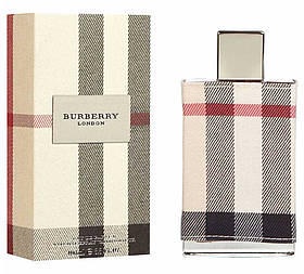 Оригінал Барбері Лондон / Burberry London 100ml edp (нескінченно жіночний, яскравий, шлейфовый, дорогий аромат)