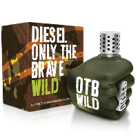 Оригинал Only The Brave Wild Diesel 125ml edt (Дизель Онли Зе Брейд Вилд)
