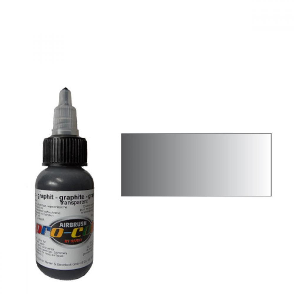 Pro-color 64079 transparent graphite (графит), 30мл