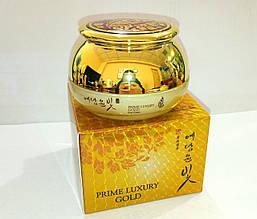 Крем для кожи вокруг глаз Ye Dam Yun Bit Luxury Gold Intensive Eye Cream, 30ml