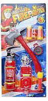 Детский набор пожарника 8022-3