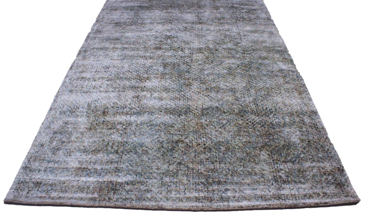 Ковер этнический Alaska-AS-10 1,6Х2,3 СЕРЫЙ прямоугольник