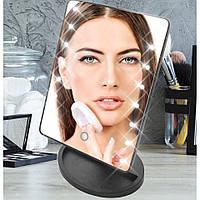 Зеркало с Led Подсветкой Makeup Mirror With Touch Sensitive Light Control