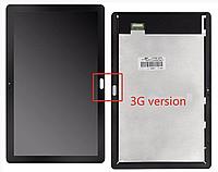 Дисплей (экран) для Huawei MediaPad T5 10.0 (AGS2-L09/AGS2-W09), версия 3G + тачскрин, черный