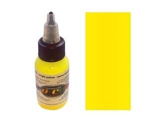 Pro-color 62053 bright yellow (желтый неон), 30мл