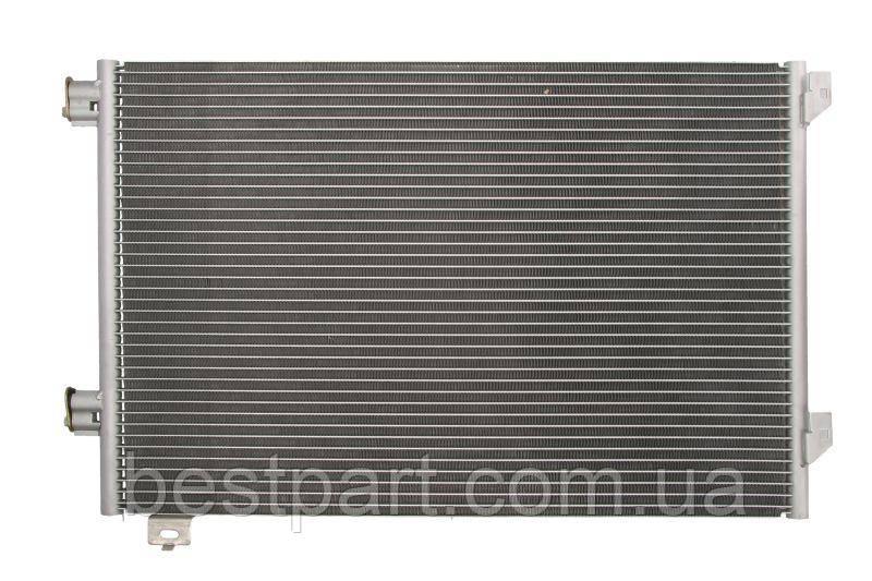 Радіатор кондиціонера  RENAULT CLIO, CLIO II, CLIO III 1.5D 01.04-