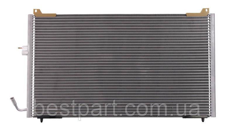 Радіатор кондиціонера  PEUGEOT 406 1.6-3.0 11.95-12.04