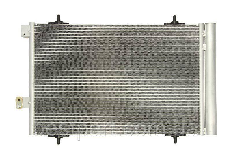 Радіатор кондиціонера  PEUGEOT 407, 508 I, 508 SW I 2.0D/2.0DH 06.09-