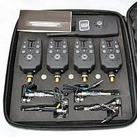 Набор электронных сигнализаторов Shark c пейджером и свингерами (4+1)