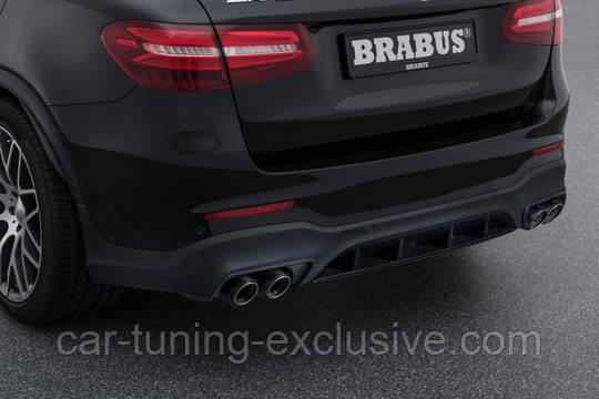 BRABUS rear apron inserts for Mercedes GLC-class X253