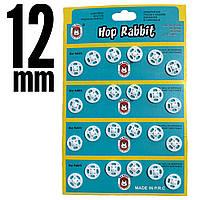 Кнопки для одягу пришивні 12mm/24шт пластикові, фото 1
