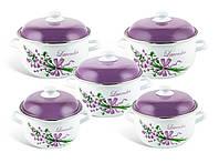 Набор эмалированной посуды 10 предметов  Edenberg EB-1871, фото 1