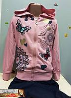 Детский спортивный костюм для девочки Венгрия 5, 6, 7, 8 лет