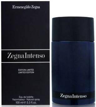 Оригинал Еrmenegildo Zegna Zegna Intenso Limited Edition 100ml edt Мужская Туалетная Вода Эрменегилдо Зегна Зе