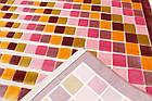 Коврик современный BONITA 3203 0,76Х1,5 Розовый прямоугольник, фото 3