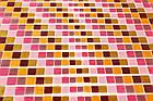 Коврик современный BONITA 3203 0,76Х1,5 Розовый прямоугольник, фото 2