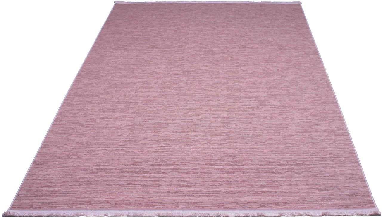 Коврик BONITA EXC. F105 0,78Х1,5 Розовый прямоугольник