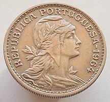 Португалия 50 сентаво 1964