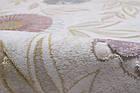 Коврик современный BONITA I264 0,76Х1,5 БЕЛЫЙ прямоугольник, фото 2