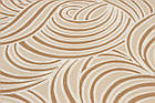 Коврик современный BOYUT 0013 1,5Х1,62 БЕЖЕВЫЙ прямоугольник, фото 2