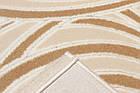 Коврик современный BOYUT 0013 1,5Х1,62 БЕЖЕВЫЙ прямоугольник, фото 3