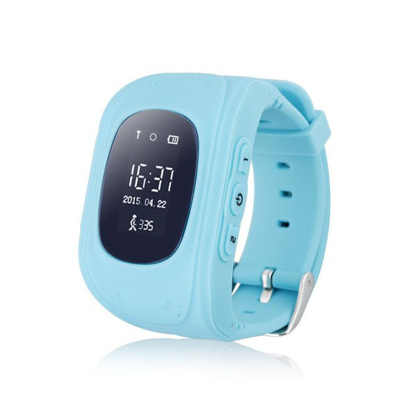 Смарт-часы Smart Baby Watch Q50 Blue (fxVB47929)
