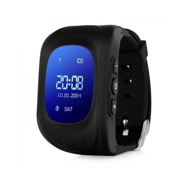 Смарт-часы Smart Baby Watch Q50 Black (RqFh76582)