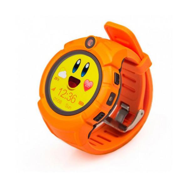 Детские смарт-часы Smart Baby Q360 GW600 Orange (DTMa68519)