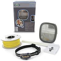PetSafe (ПетСейф) Deluxe InGrnd Делюкс проводной электронный забор для собак от 3,6 до 25 кг