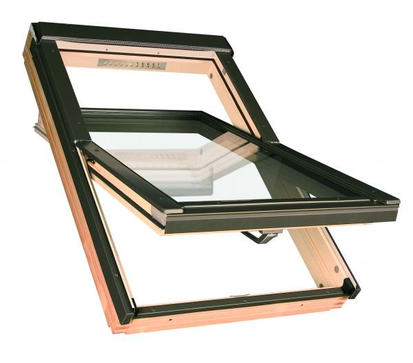 Мансардные окна Fakro FTS-V U2 94х140