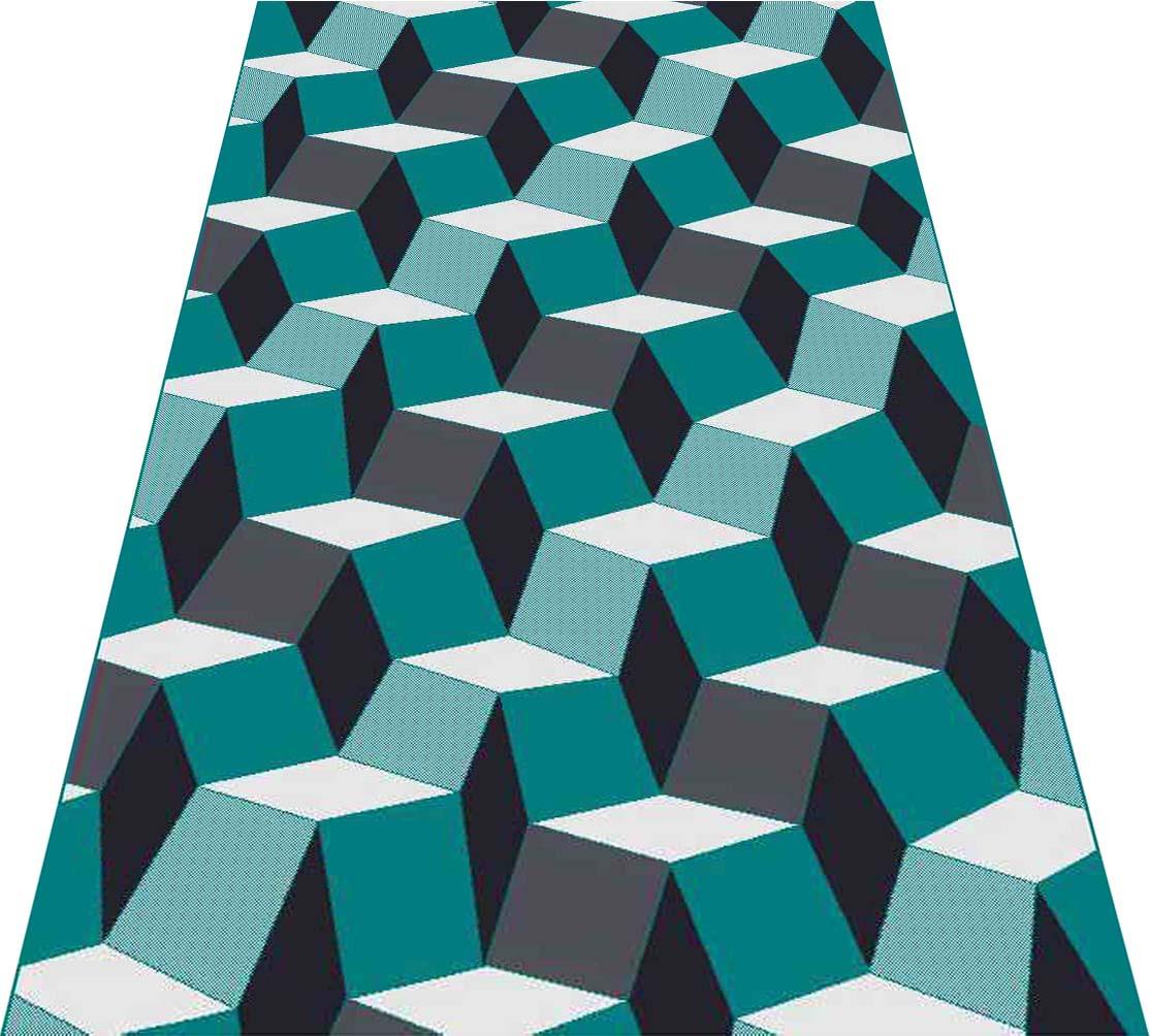 Ковер современный CALIFORNIA 0185 2Х4 прямоугольник