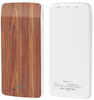 Внешний аккумулятор Hoco J5 Wooden | 8000 mAh | Power Bank | Красный Дуб, фото 1