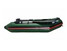 Надувная лодка Aqua-Storm stm-180 одноместная моторная, фото 2