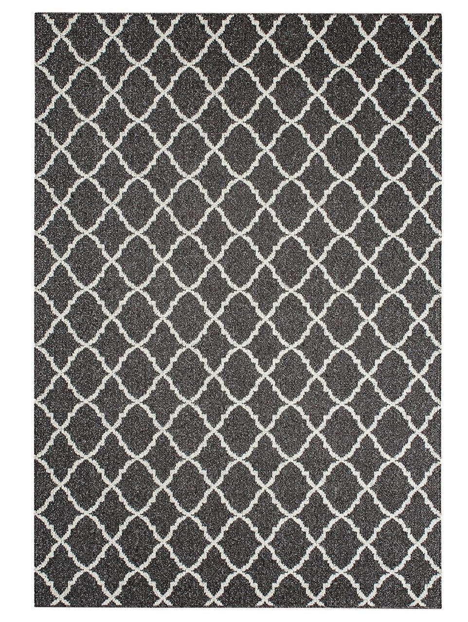 Коврик резиновые коврики CARDIFF 1,33Х1,9 КОРИЧНЕВЫЙ прямоугольник