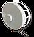 Припливний клапан в стіну Climtec КП-100 (до 30 м3/годину), фото 2