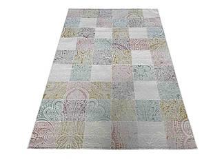 Ковер современный CONCORD 7427A 1,6Х2,3 КРЕМОВЫЙ прямоугольник