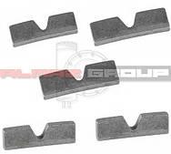 Алмазные сегменты для реставрации дисков для стенорезной пилы мощностью 20-25 кВт.