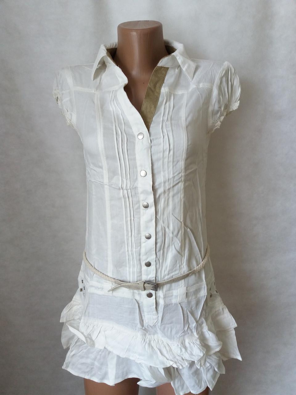 Блузы туники женские хлопок р.42,44,46,48 №0228.Цвета разные.От 16шт по 14грн