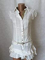Блузы/туники женские хлопок р.42,44,46,48 №0228.Цвета разные.От 16шт по 14грн, фото 1