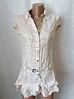 Блузы туники женские хлопок р.42,44,46,48 №0228.Цвета разные.От 16шт по 14грн, фото 2