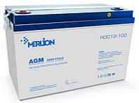 АКБ MERLION RDC12-100 12V 100Ah