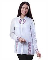 Вышитая женская рубашка (размеры XS-3XL)