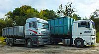 Вивезення великогабаритних відходів (ВГВ), будівельних та твердих побутових відходів (ТБО)