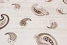 Коврик современный ELHAMRA 0008 1,5Х2,33 КРЕМОВЫЙ прямоугольник, фото 2